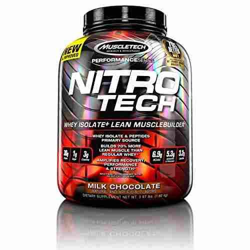 Muscletech Performance Series Nitrotech (1.80Kg, Milk Chocolate)