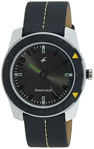 Fastrack NE3015AL02C Essentials Gents Watch (NE3015AL02C)