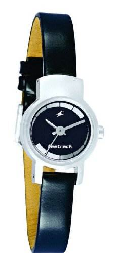 Fastrack NE2298SL04 Ladies Leather Watch (NE2298SL04)