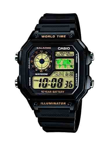 Casio Youth D098 Digital Watch (D098)