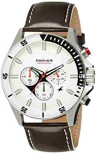 Fastrack 3072SL01 Analog Watch (3072SL01)