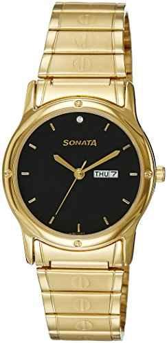 Sonata NC7023YM10 Analog Watch (NC7023YM10)