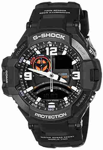 Casio G-Shock G435 Analog-Digital Watch (G435)