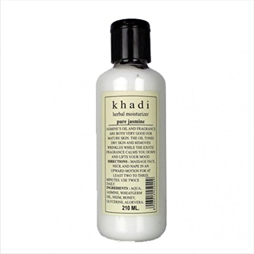 Khadi Pure Jasmine Moisturizing Lotion 210ml