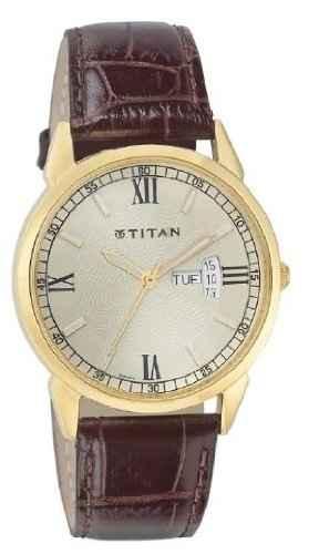 Titan NF1521YL08 Analog Watch (NF1521YL08)