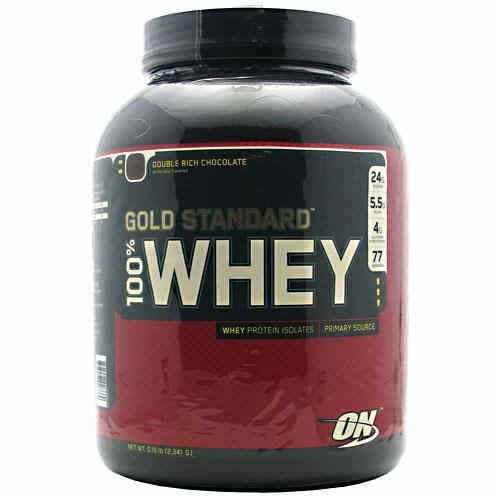 Optimum Nutrition 100% Whey Gold Standard (2.26Kg, Chocolate)