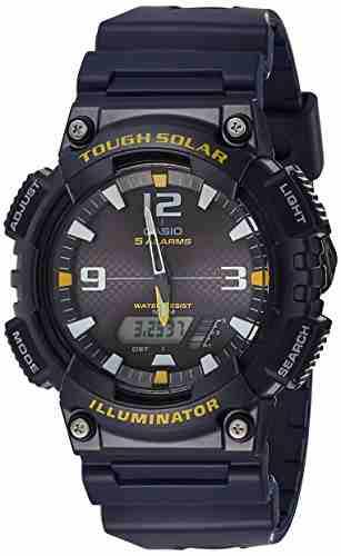Casio Youth AD174 Combination Analog-Digital Watch (AD174)