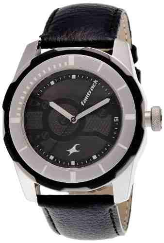 Fastrack 3099SL02 Analog Black Dial Men's Watch (3099SL02)