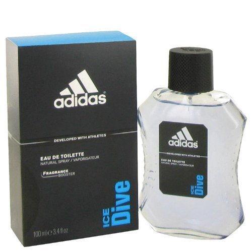 Adidas Ice Dive EDT Spray For Men 100 ml