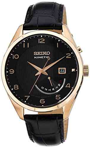 Seiko SRN054P1 Kinetic Analog Watch (SRN054P1)
