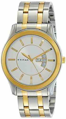 Titan Regalia NH1627BM01 Analog Watch (NH1627BM01)