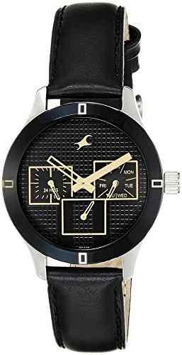 Fastrack NE6078SL11 Analog Watch (NE6078SL11)