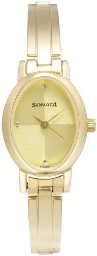 Sonata 8100YM02 Analog Watch (8100YM02)