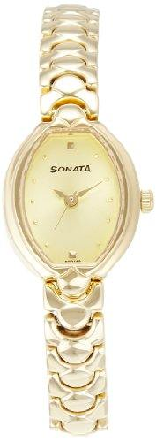 Sonata 8107YM02 Analog Watch (8107YM02)