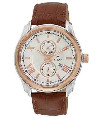 Titan NH90006KL01J Analog Watch (NH90006KL01J)