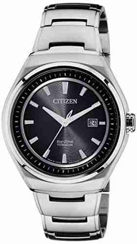 Citizen AW1251-51E Analog Black Dial Men's Watch (AW1251-51E)