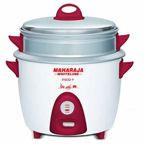 Maharaja Whiteline Inicio+ (RC-101) Rice cooker