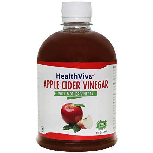 HealthViva Apple Cider Vinegar (500 ml)