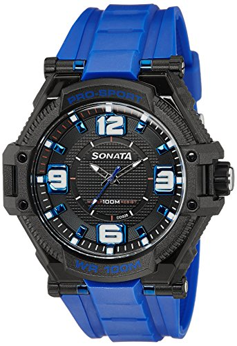 Sonata NH77029PP03C SF Analog Men's Watch (NH77029PP03C SF)