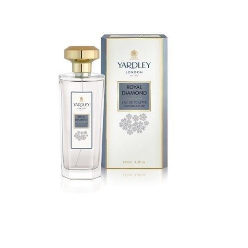 Yardley London Royal Diamond EDT Women Spray 125 ml