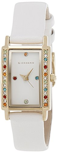 Giordano A2013-02 White Dial Analog Women's Watch (A2013-02)