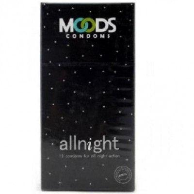 Moods All Night Condoms (36 Condoms)