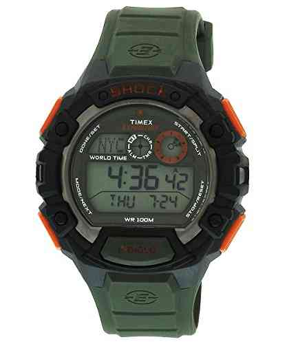 Timex T49972 Digital Watch (T49972)