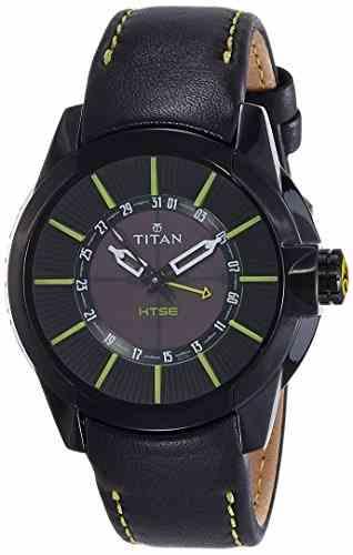 Titan 1629NL01 HTSE 3 Analog Watch (1629NL01)