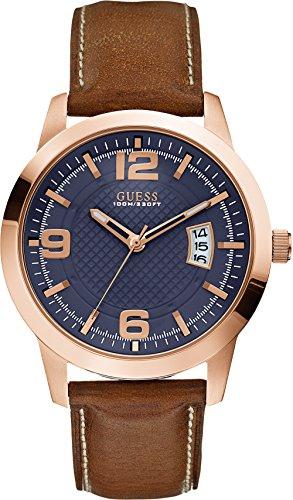 Guess W0494G2 Navy Blue Dial Analog Men's Watch (W0494G2)