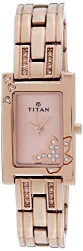 Titan Purple 9716WM01E Analog Watch (9716WM01E)