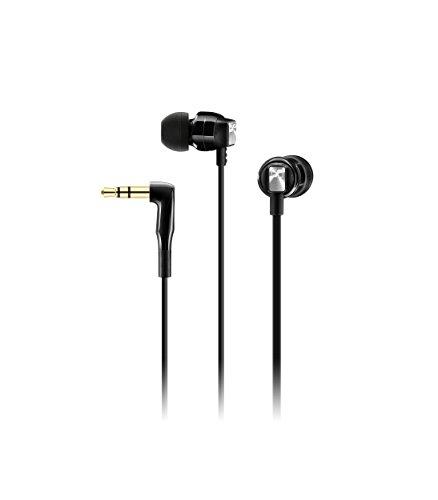 Sennheiser CX 3.00 in-Ear Canal Headphone, Black