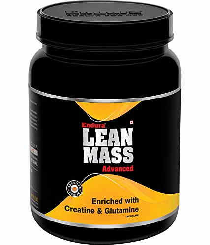 Endura Lean Mass Advanced (1Kg, Chocolate)
