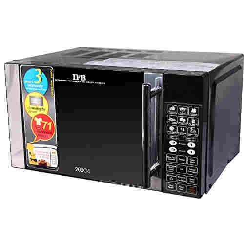 Ifb 20bc4 20 Ltr Convection Microwave Oven Black Coupons