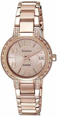 Casio Sheen SX130 Analog Watch (SX130)