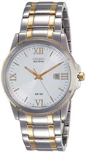 Citizen Eco-Drive BM7264-51A Analog Watch (BM7264-51A)