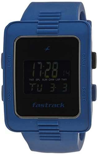 Fastrack 38009PP02 Digital Watch (38009PP02)