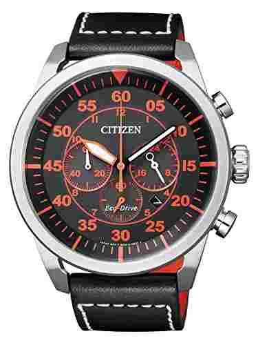 Citizen Eco-Drive CA4210-08E Analog Men's Watch (CA4210-08E)