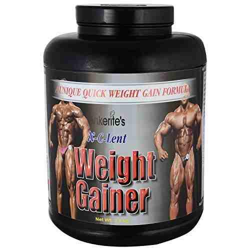 Ankerite X-C-Lent Weight Gainer (2.5Kg, Chocolate)