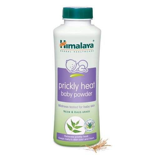 Himalaya Prickly Heat Baby powder, 50 gm