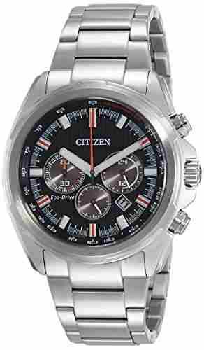 Citizen Eco-Drive CA4220-55E Analogue Black Dial Men's Watch (CA4220-55E)