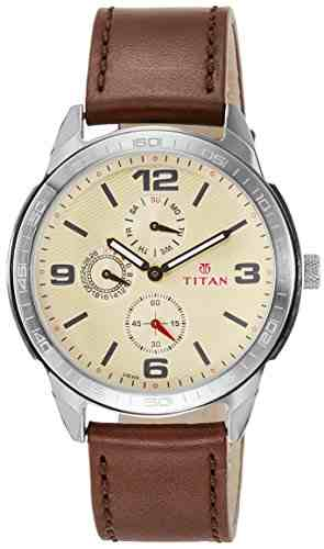 Titan Purple 1585SL05 Analog Watch (1585SL05)