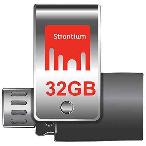 Strontium Nitro Plus 32 GB OTG USB 3.0 Pen Drive