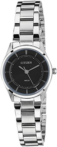 Citizen ER0200-59E Analog Black Dial Women's Watch (ER0200-59E)