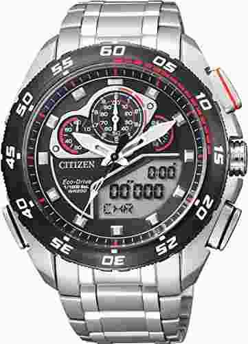Citizen Eco-Drive JW0126-58E Analog Watch (JW0126-58E)