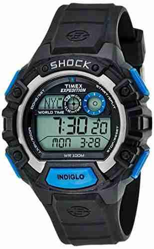 Timex TW4B004006S Digital Watch (TW4B004006S)
