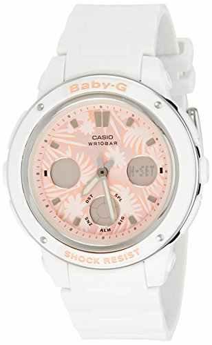 Casio Baby-G BGA-150F-7ADR (B156) Analog Digital Rose Gold Dial Women's Watch (BGA-150F-7ADR (B156))