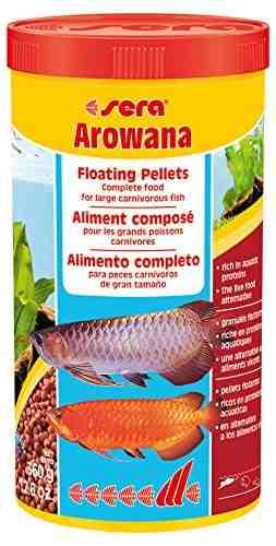 Sera Arowana Fish Food 1000 ml