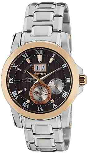 Seiko SNP128P1 Analog Watch (SNP128P1)