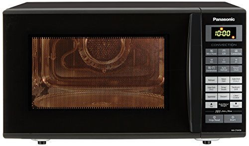 Panasonic NN-CT645BFDG 27 Lts Convection Microwave Oven Black