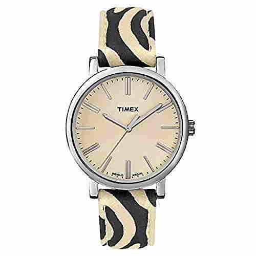 Timex TW2P69700 Originals Animal Instincts Analogue Unisex Watch (TW2P69700)